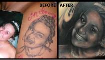 Worlds Worse Tattoo Gets a Make Over by Artist Scott Versago!