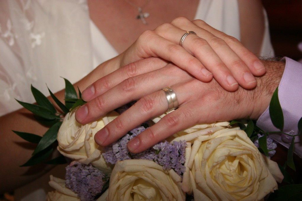 Why the Wedding Ring should be worn on the 4th Finger or Ring Finger!