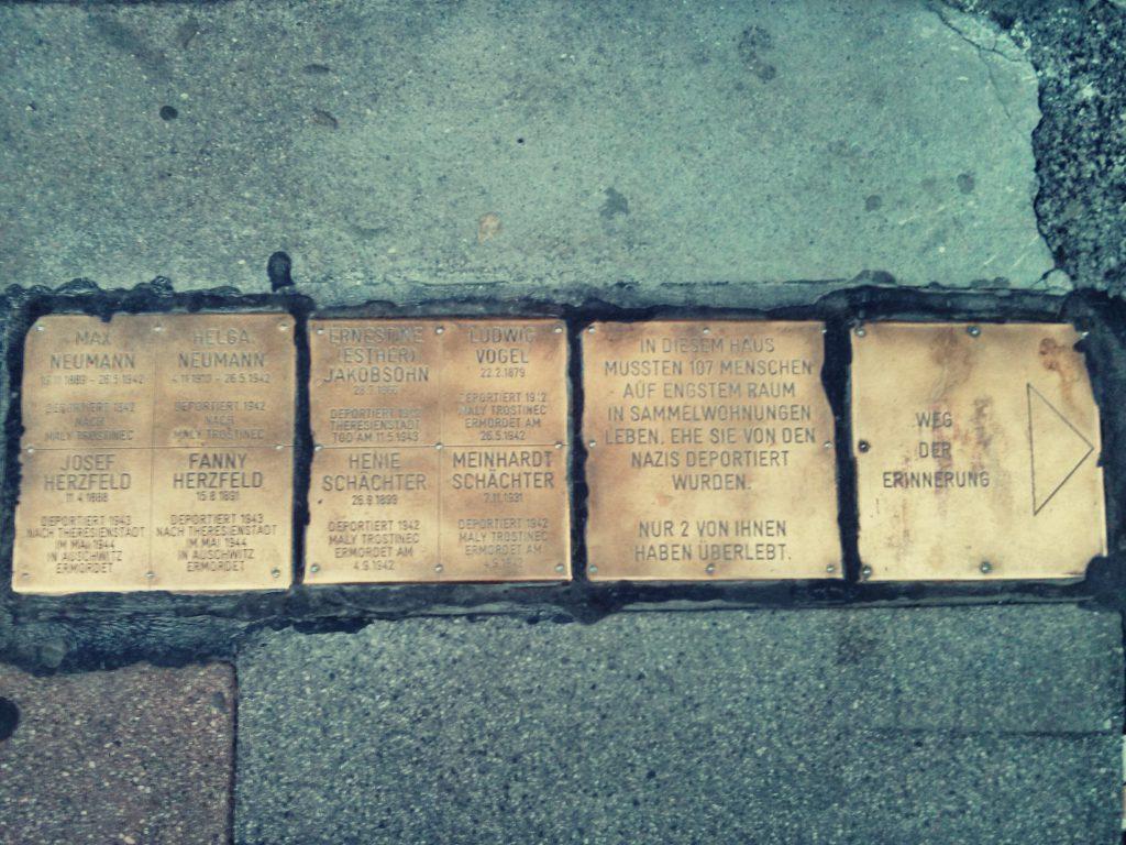 Vienna plaque