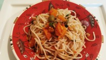 Roast Pumpkin Pasta Recipe