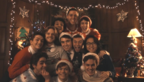 Feature Video: Amazing Cover of 'All I Want For Christmas Is You' by Oxford A Cappella Group.