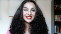 The Easy Way to Style Naturally Curly Hair!