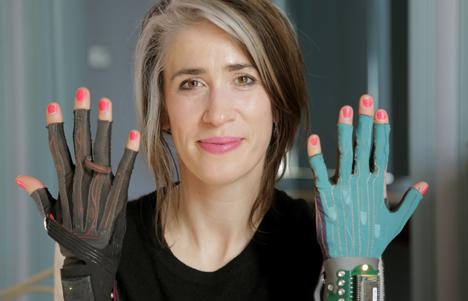 Feature Video: Imogen Heap's Musical Gloves