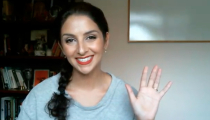 Hello Video From Katerina Simms!