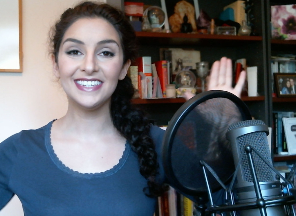 Katerina Simms Sings You a Song ('GRAVITY' by Sara Bareilles)